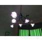 G9 3W 240LM 6000K Холодный белый свет Светодиодные пятно лампы (AC 110-220В)