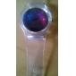 Children's Space Pattern Transparent Rubber Band Quartz Wrist Watch Cool Watches Unique Watches