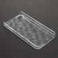 ультратонкий вода куб прозрачный ПК жесткий чехол для Iphone 7 7 плюс 6с 6 плюс SE 5с 5с 5 4s 4