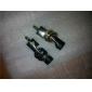 Regalos personalizados - Collares - para Unisex - Acero inoxidable - Oro / Plata -