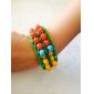 Rainbow loom coloré bande de caoutchouc diy perles de couleurs Pendentif de bonbons