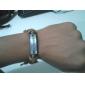 Homme Charmes pour Bracelets Bracelets Vintage Cuir Alliage Bijoux Pour Soirée Quotidien Décontracté Sports