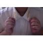 shixin® моды золотой лист формы брошь (1 пара)