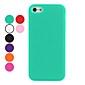 Мягкий Чехол для iPhone 5/5S (разные цвета)