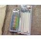 20PCS Suits Art Nail (15PCS Pintura Nail Art Escova Kits & 5PCS 2-Way Nail Art pontilhado Ferramentas Kits)