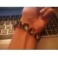 Le bracelet de la chaîne arc-en-verre cristal Couleur des femmes