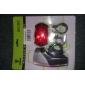 Luci bici Luce frontale per bici Luce posteriore per bici LED Ciclismo AAA Lumens Batteria Ciclismo