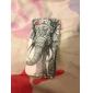motif d'éléphant droit de cas dur&Stylet pour iPhone 4 / 4s