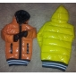 Universal 5.5 Inch Mobile Phone Bag Down Jacket Coat Pouch Cotton with Lanyard for Samsung (Assorted Color)