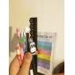 Animal encantador Patrón Negro Gel Ink Pen (colores aleatorios)