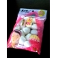 Natural Silk Cocoons Ball Personal Care Beauty Item Face Cleaning 18Pcs