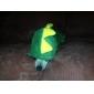Chien Pulls à capuche Vêtements pour Chien Cosplay Animal Rouge Vert