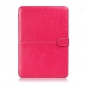 Solid Color PU Leather Full Body Case for MacBook Pro Retina 13