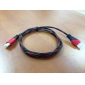 High Speed HDMI Cable 1.4v Support 3D for Smart LED HDTV, Apple TV, Blu-Ray DVD (1.5 m)