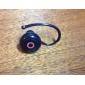 fone de ouvido Bluetooth v3.0 em estéreo orelha com esportes microfone para iphone 6 / iphone 6 mais