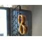 Муж. Жен. Кольца для пар Классические кольца Цирконий Любовь Pоскошные ювелирные изделия Нержавеющая сталь Позолота Искусственный