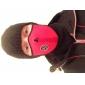 Флисовая термальная маска на поллица для активных видов спорта