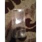 아이폰 5C를위한 얇은 투명 실리콘 뒤 케이스
