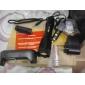 Lampes Torches LED Lampes de poche LED 1800/2000/2200 lm 5 Mode Cree XM-L T6 Fonction Zoom pour Camping/Randonnée/Spéléologie Usage