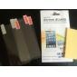 Protector de Tela Transparente com Pano de Limpeza para iPhone 5 (Conjunto 3, 1 Pano Limpeza)