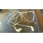 1pcs 3.5mm In-ear Earphone with Line Control and 1pcs Diamond Dustproof Plug for Samsung S4/S5 All Andriod Phones