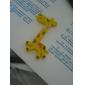 καμηλοπάρδαλη καουτσούκ κουρδιστήρι μπομπίνα (τυχαία χρώμα)
