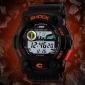 SKMEI 남성용 손목 시계 디지털 시계 디지털 달력 크로노그래프 방수 LCD 고무 밴드 블랙