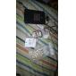алмазный анти-пылезащитный разъем для наушников для iphone 8 7 samsung galaxy s8 s7& samsung (случайный цвет)