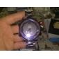 WEIDE Homens Relógio Esportivo Relógio de Pulso Relógio de Moda Quartzo Quartzo Japonês Alarme Calendário Cronógrafo Impermeável LED Dois