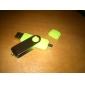 4gb вращающихся USB / микро USB OTG флэш-накопитель