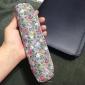 цветок кружева мешок ручки (случайный цвет)