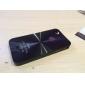 DF цветом спирали щеткой крышка алюминиевый корпус для iPhone 4 / 4s (разные цвета)