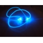Collar LED Lights Adjustable/Retractable Safety Solid Plastic Yellow Red Green Blue Blushing Pink
