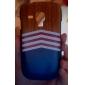 Для Кейс для  Samsung Galaxy С узором Кейс для Задняя крышка Кейс для Имитация дерева PC Samsung S3 Mini