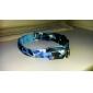 칼라 LED 조명 조절 가능/리트랙터블 위장 나일론