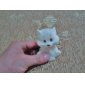 Laughing Cat Shaped Colorful LED Night Light (3xAG13)