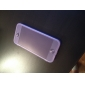 Touch Screen TPU Transparent Full Body Case for iPhone 5/5S(Assorted Color)