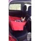 Кошка Собака Чехол для сидения автомобиля Животные Корзины Однотонный Водонепроницаемость Компактность Складной Черный Серый Красный
