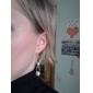 Femme Boucles d'oreille goutte Alliage Balle Bijoux Pour Quotidien