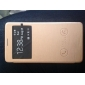 PU Leather Case  with Smart Answer and View  Window for Samsung Galaxy Note 4