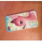 Cartoon Deer Pattern Hard Case for iPhone 4/4S