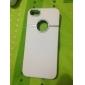 Caso galvaniza Hard Cover Chrome para o iPhone 5