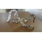 Lady love earrings earrings diamond earrings needles female Korean jewelry E611