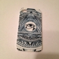 Triangle Eyes Pattern Hard Case for iPhone4/4S