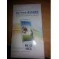 Protections d'Ecran LCD 4 en 1 avec Chiffon de Nettoyage pour Samsung Galaxy S3 I9300