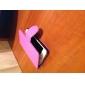 Estilo Carteira Caso Pu couro para Iphone 5S/5G Com suporte Fuction