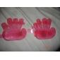 고양이 강아지 미용 도구 브러쉬 목욕 마사지 랜덤 색상
