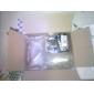 H4 Super White Car Light Bulbs 100W (2-Pack/DC 12V)