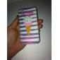 Ice Cream Padrão Soft Case de silicone para iPhone4/4S