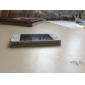 прозрачный дизайн мягкий чехол для iPhone 4 / 4s